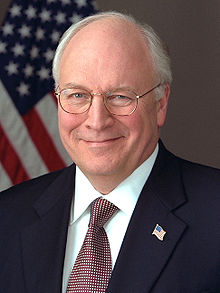 Dick Cheney, 2004